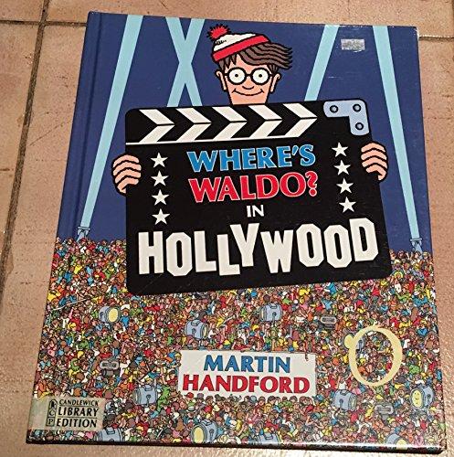 Where's Waldo? In Hollywood: Handford, Martin