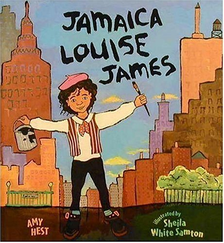 Jamaica Louise James: Hest, Amy