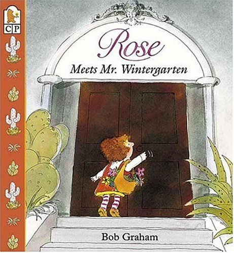 Rose Meets Mr. Wintergarten (1564023958) by Bob Graham
