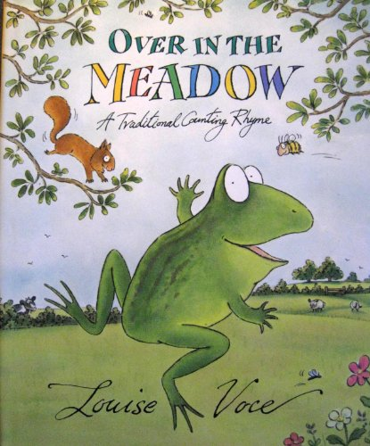 9781564024282: Over in the Meadow: A Traditional Counting Rhyme