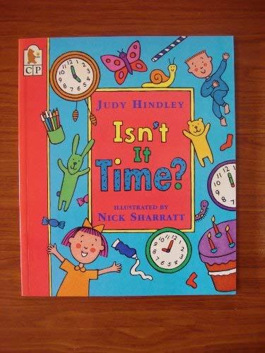 9781564024589: Isn't It Time?