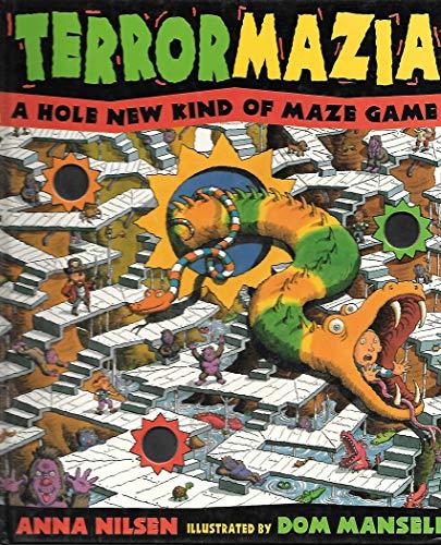 9781564024619: Terrormazia: A Hole New Kind of Maze Game (Gamebook)