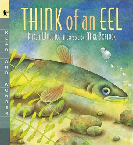 Think of an Eel (Read and Wonder) (1564024652) by Karen Wallace