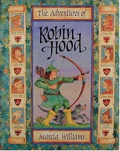 The Adventures of Robin Hood: Williams, Marcia