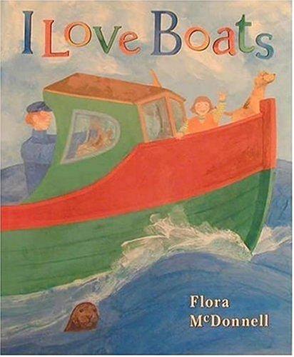 9781564025395: I Love Boats
