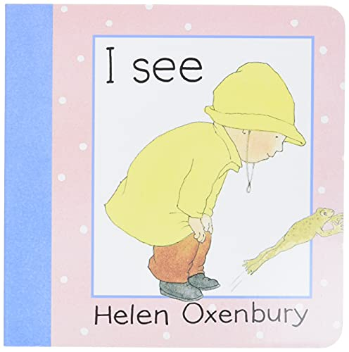 9781564025494: I See (Baby Beginner Board Books)