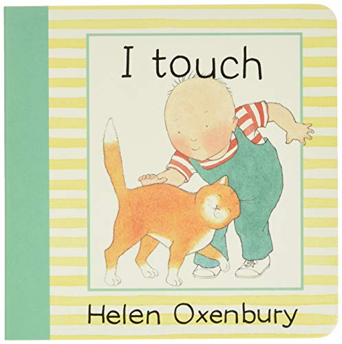 9781564025500: I Touch (Baby Beginner Board Books)