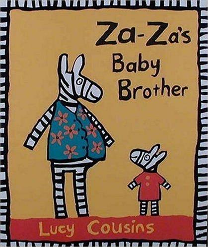 9781564025821: Za-Za's Baby Brother