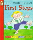 9781564025982: First Steps: Letters, Numbers, Colors, Opposites