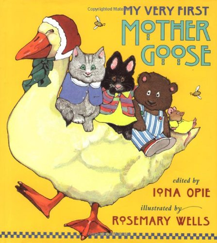 9781564026200: My Very First Mother Goose