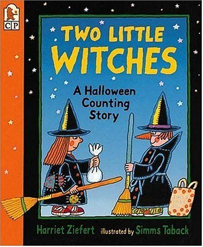9781564026217: Two Little Witches: A Halloween Counting Story