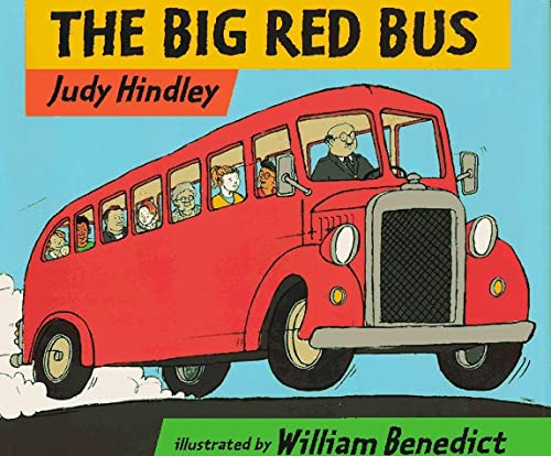 9781564026392: The Big Red Bus