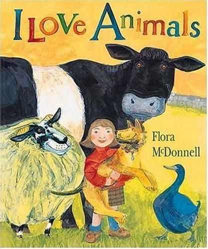 9781564026729: I Love Animals