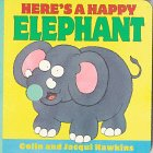 9781564028204: Here's a Happy Elephant (Fingerwiggles)