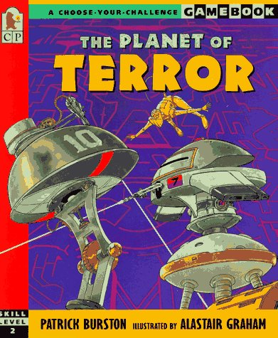 9781564028518: The Planet of Terror (Gamebook Series)