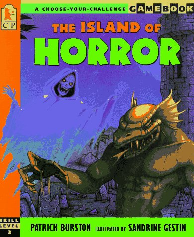 9781564028617: The Island of Horror (Gamebook)