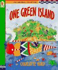 9781564028631: One Green Island: An Animal Counting Gamebook