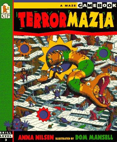 9781564028655: Terrormazia: A Hole New Kind of Maze Game (Gamebook)