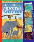 The Magic Crystal: A Wildlife Adventure Game (Gamebook): Heather Maisner, Peter Joyce