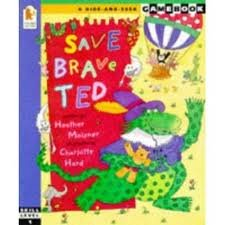 9781564028785: Save Brave Ted (Gamebook)