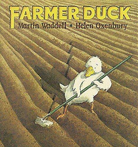 Farmer Duck Big Book (Candlewick Press Big: Martin Waddell