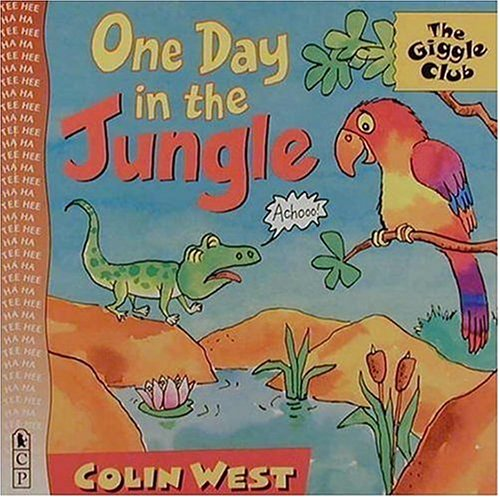 9781564029874: One Day in the Jungle (Giggle Club)