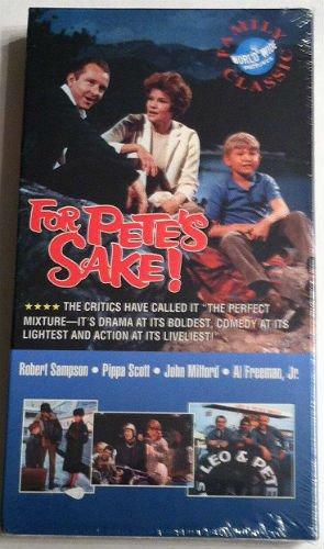 9781564080219: For Petes Sake [VHS]