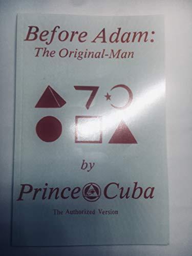 9781564110268: Before Adam: The original man