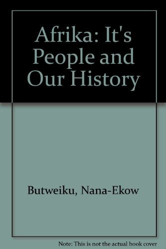 9781564111678: Afrika: It's People and Our History