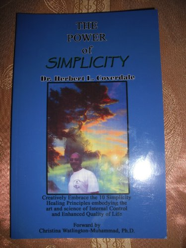 9781564113900: The Power Of Simplicity