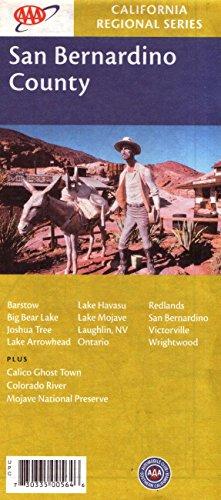 AAA San Bernardino County: Barstow, Big Bear Lake, Joshua Tree, Lake Arrowhead, Lake Havasu, Lake ...