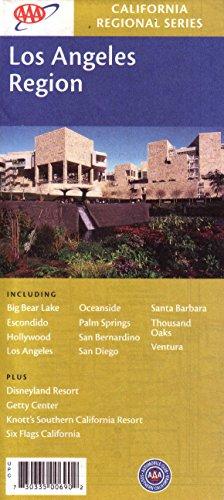 AAA Los Angeles Region: Big Bear Lake, Escondido, Hollywood, Los Angeles, Oceanside, Palm Springs, ...