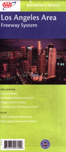 AAA Los Angeles Area Freeway System: Including: Automobile Club of