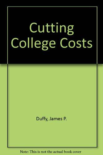 9781564140067: Cutting College Costs