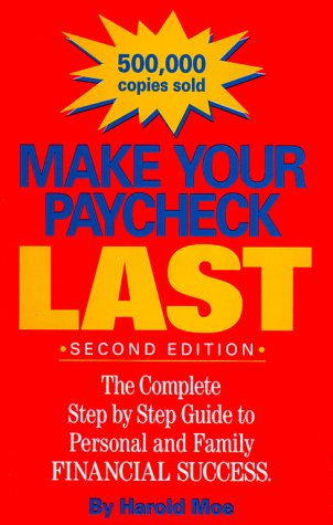 Make Your Paycheck Last: Moe, Harold
