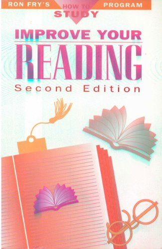 9781564140777: Improve Your Reading (Ron Fry's How to Study Program)
