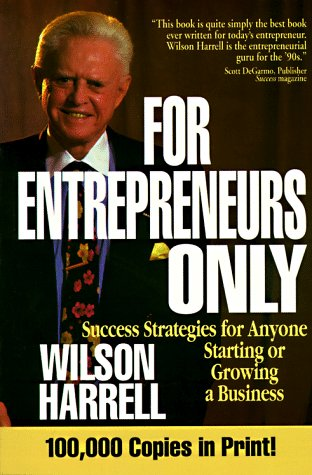 9781564141934: For Entrepreneurs Only
