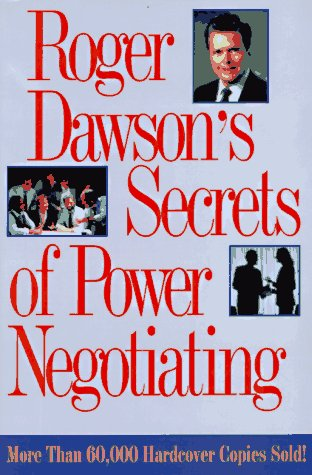 9781564142597: Roger Dawson's Secrets of Power Negotiating