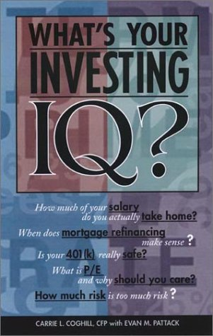 9781564146328: What's Your Investing Iq?