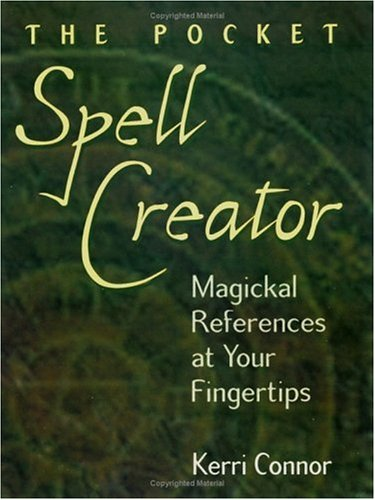 9781564147158: Pocket Spell Creator: Magickal References at Your Fingertips