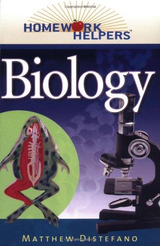 9781564147202: Biology: Homework Helpers (Homework Helpers (Career Press))