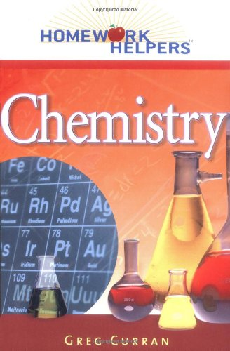 9781564147219: Chemistry (Homework Helpers (Career Press))