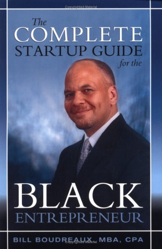 9781564147240: The Complete Startup Guide for the Black Entrepreneur