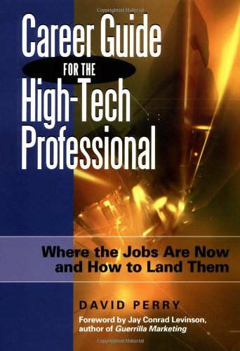 9781564147431: Career Guide for the High-Tech Professional