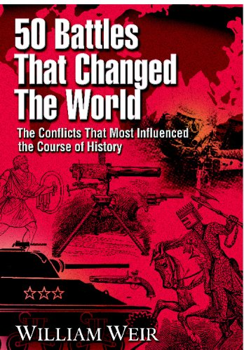 9781564147462: 50 Battles That Changed the World