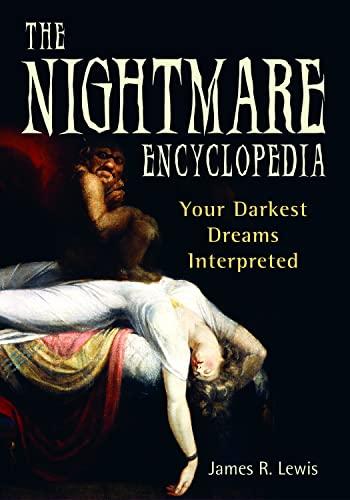 The Nightmare Encyclopedia: Kirsten Dalley; Jeff Belanger