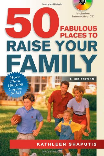 9781564148261: 50 Fabulous Places to Raise Your Family