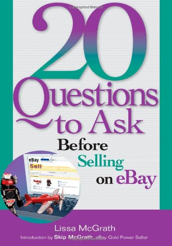 9781564148544: 20 Questions to Ask Before Selling on eBay