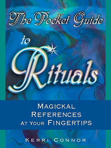 9781564148629: The Pocket Guide to Rituals: Magickal References at Your Fingertips
