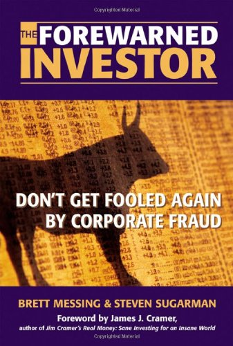 9781564148810: The Forewarned Investor: Don't Get Fooled Again by Corporate Fraud